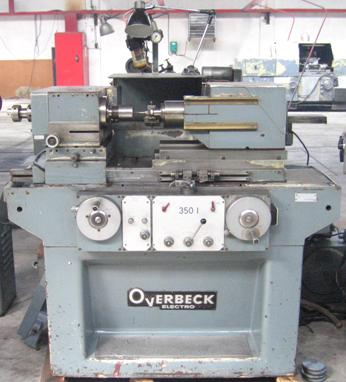 Internal Grinder OVERBECK 350 I