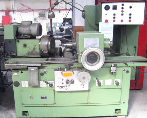 INTERNAL and CENTERLESS  GRINDER VOUMARD 5S