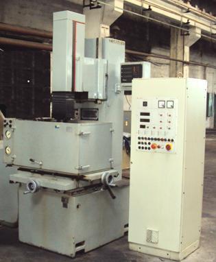 EDM MACHINE - Obrabiarek Specjalizowanych Poland EDEC 40