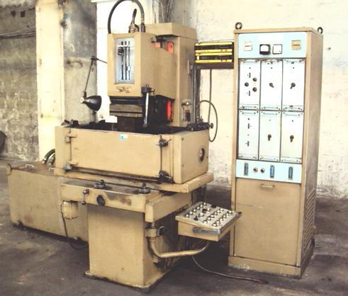 EDM Machine Romania ELER 03