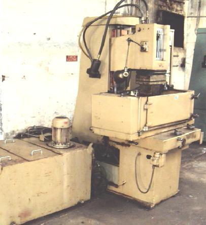 EDM Machine Romania ELER 01