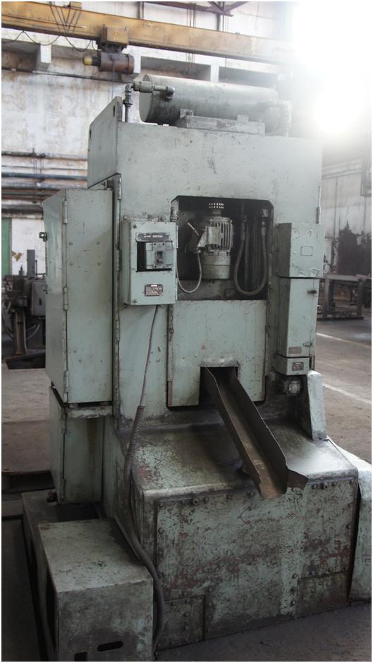 Crank Press MKN-R-160/7