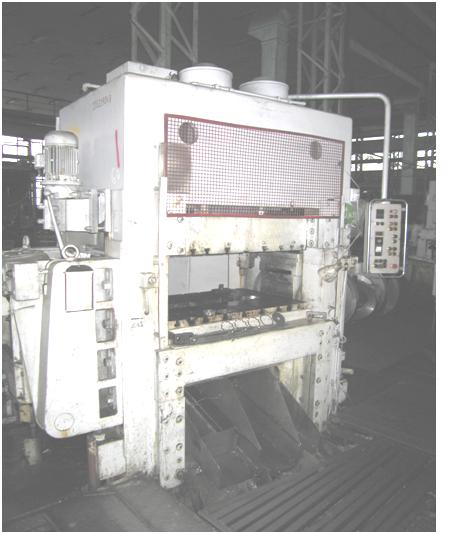 Automatic Press for Cages  BHA-180  ESSA