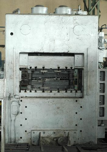 Automatic Press for Cages  BHA-60  ESSA