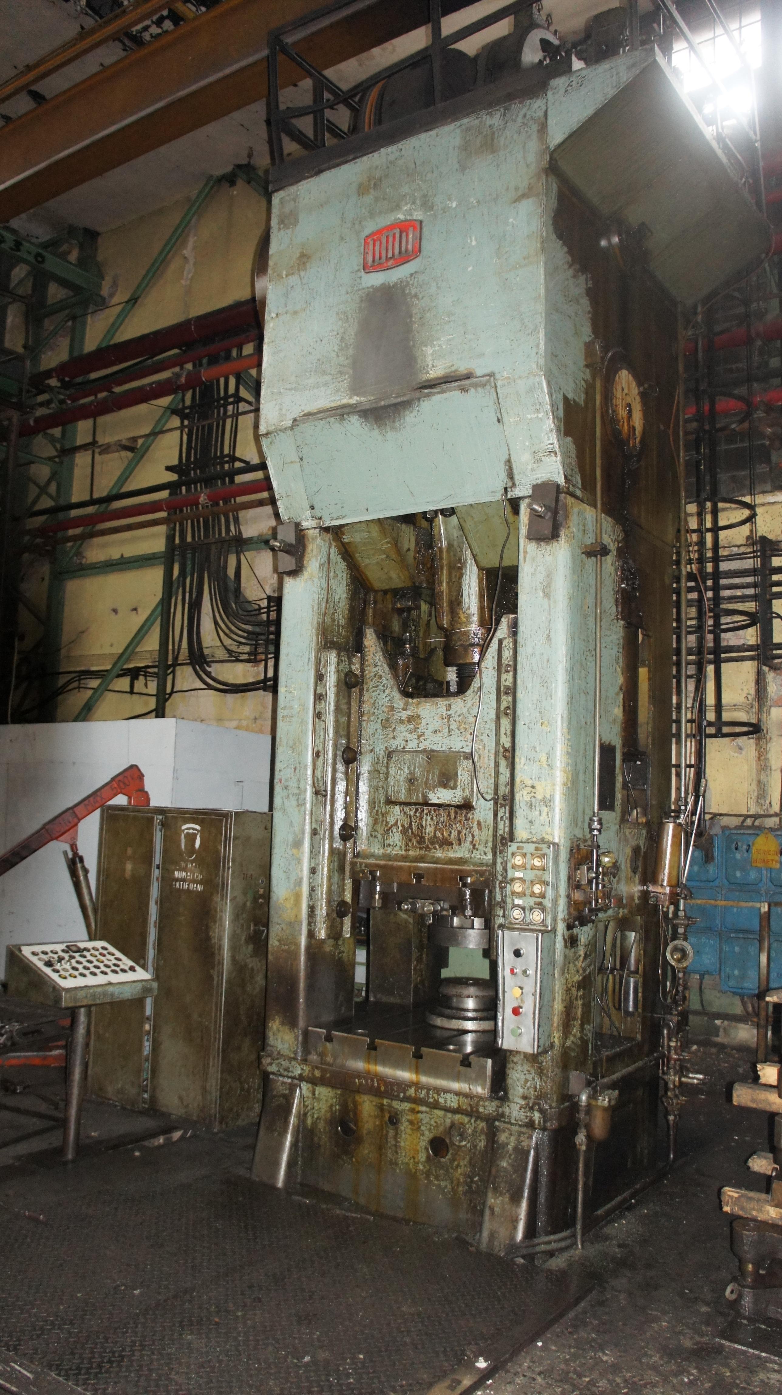 Crank PRESS Machine  PKZ-400 III