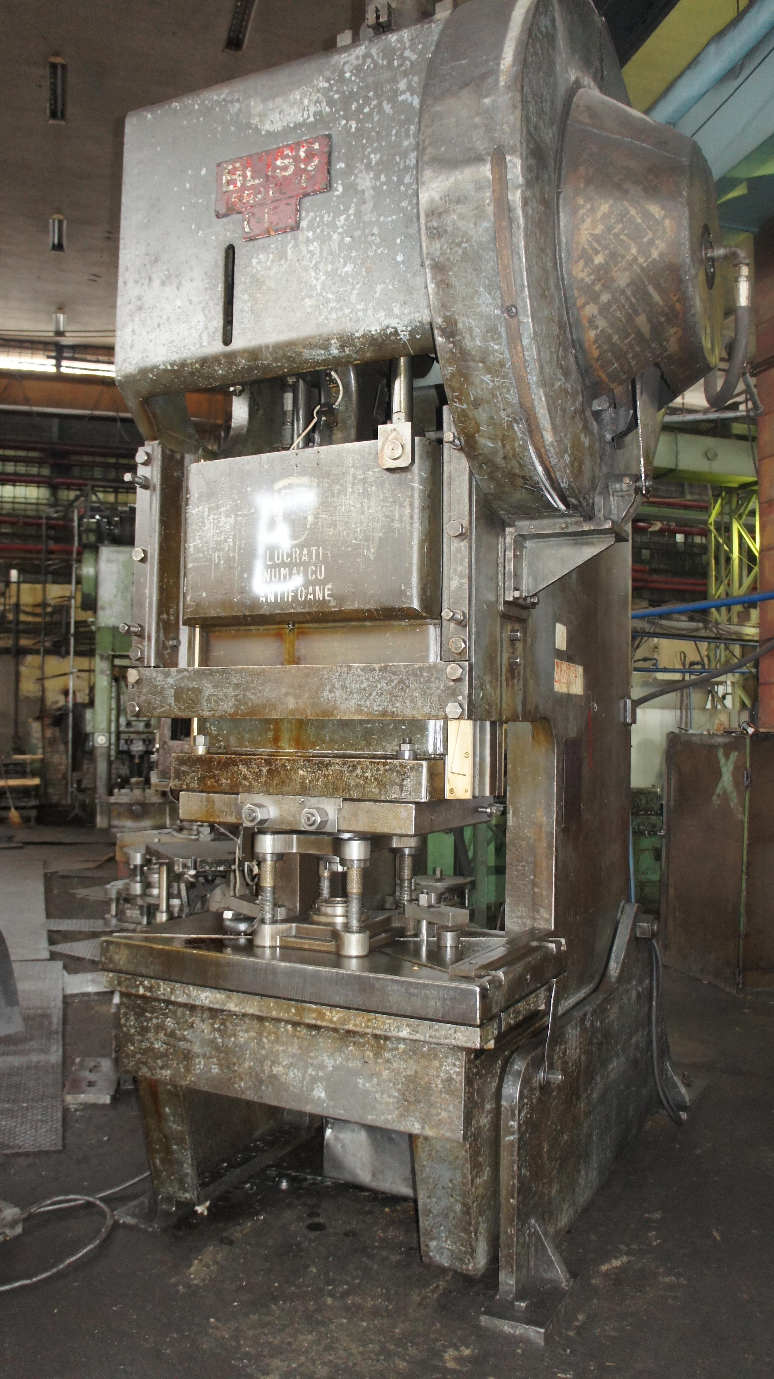 Presa mecanica C 150 BLISS