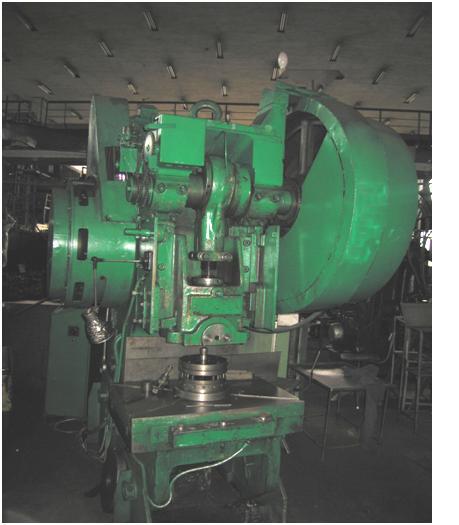 Mecanical Press  LENP-100  TOS