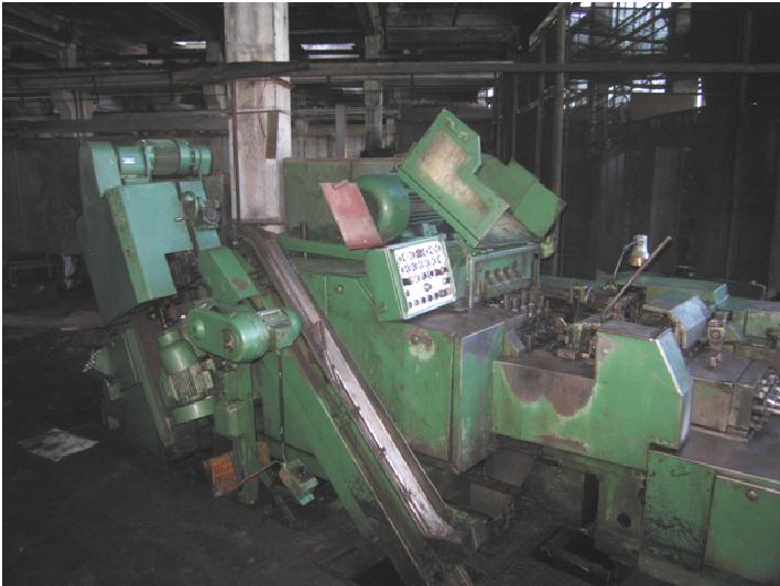 Cold Nut Former MALMEDIE Germany QPB 61