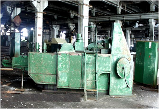 Cold Nut Former MALMEDIE Germany QPM 16