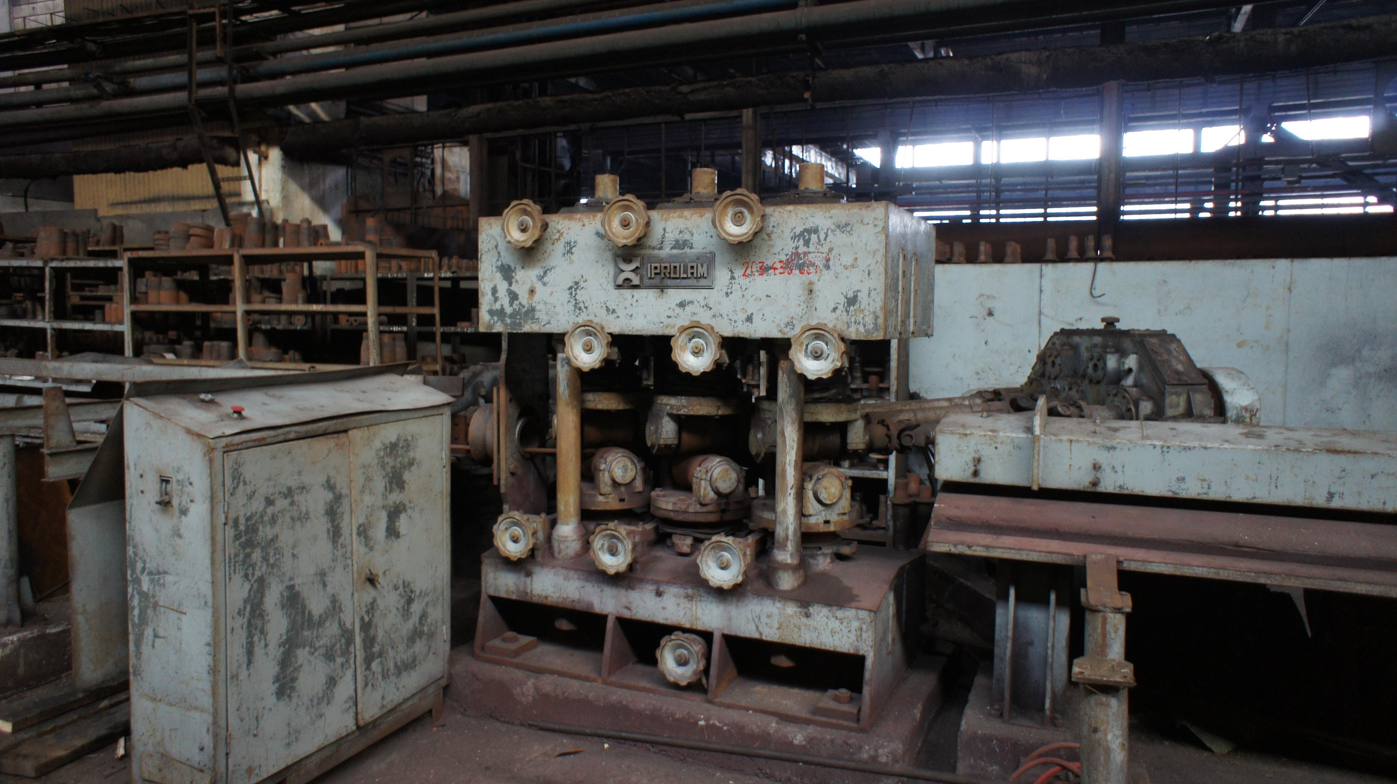 Bar Straightening Machine – IPROLAM MES-200