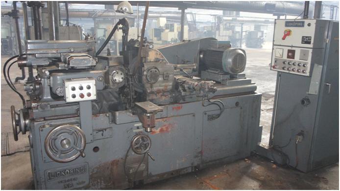 Centerless Grinding Machine Lidkoping 3BV