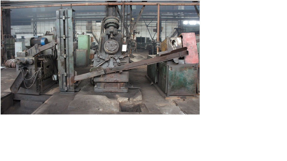Rolling Mill Line with Heating Station MGR 250