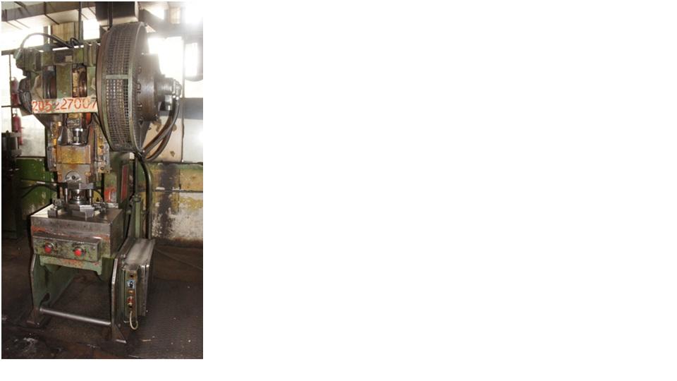 Crank PRESS machine,  PEI/R30