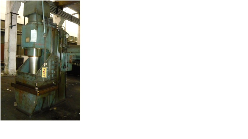 Hydraulic press PH-200