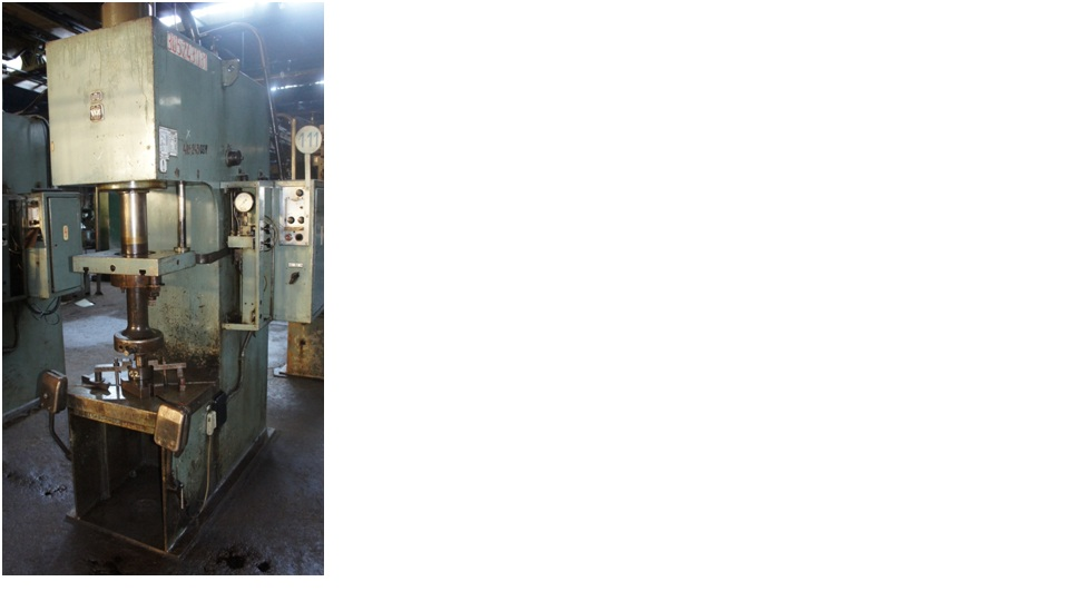 Vertical Hydraulic Press  PYE 25 N