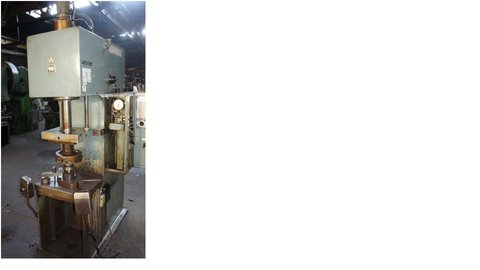 Vertical Hydraulic Press  PYE 10 S/1