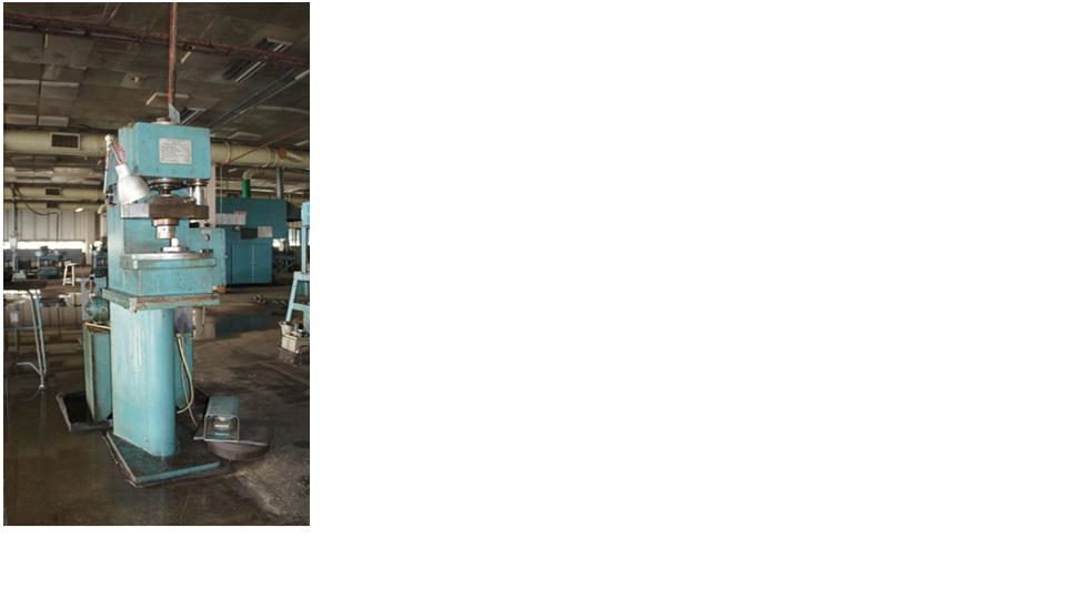 Vertical Hydraulic Press  RMA 179