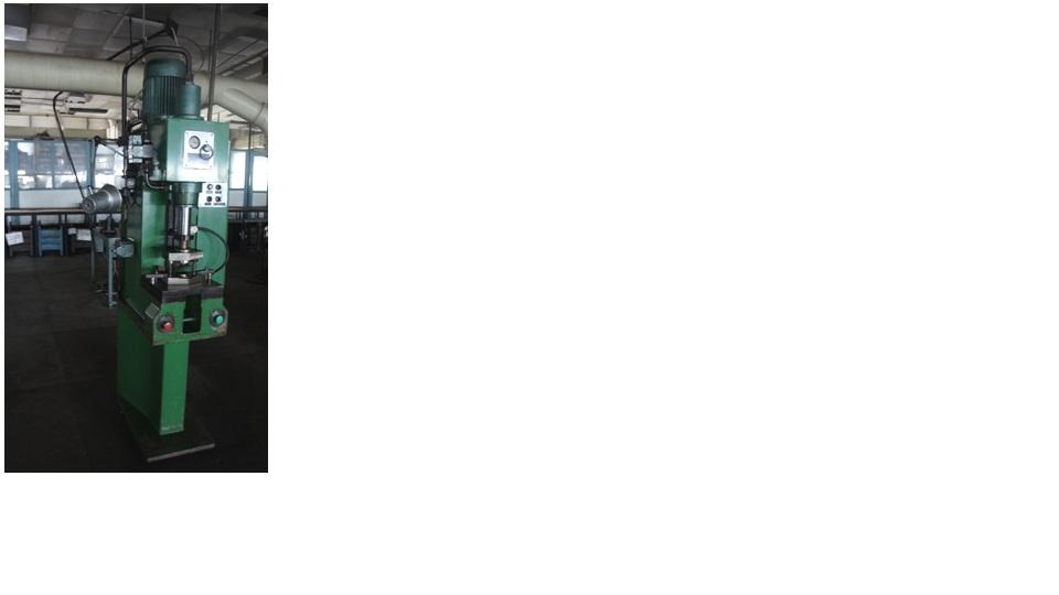 Vertical Hydraulic Press  RMA163 A