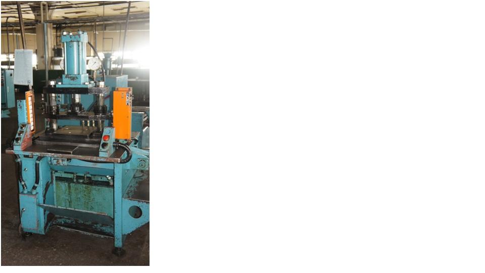 Vertical Hydraulic Press  MIN 2-5