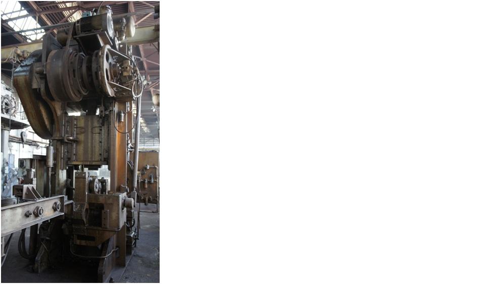 Bar Shears Pressing Machine 830 SP