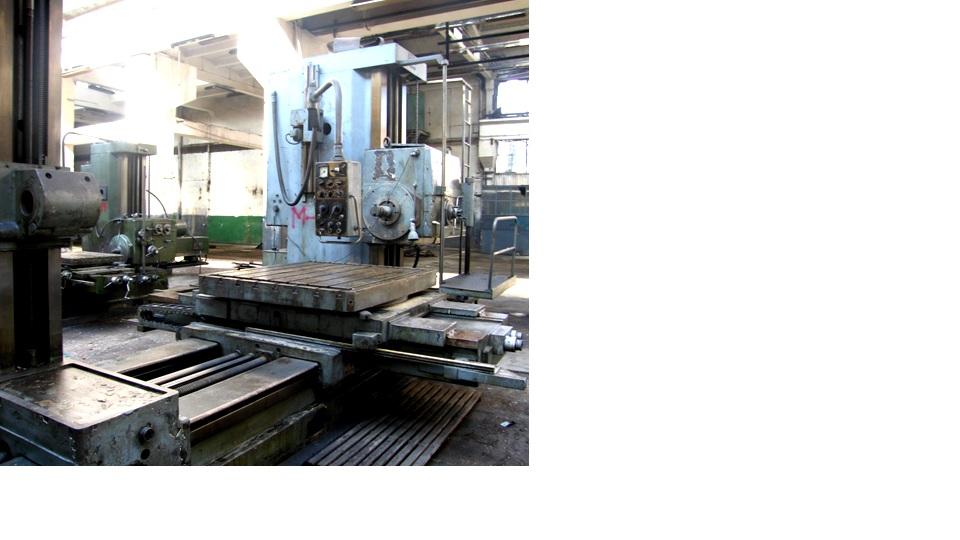 Horizontal Boring Machine IMUAB AF 125