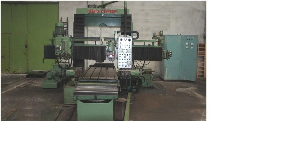 Planning Milling  Machine F.1100