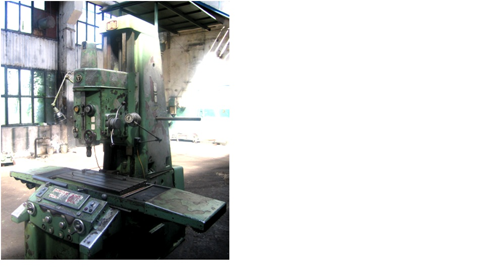 Jig Boring Machine VEB Mikromat BLE 450 x 800