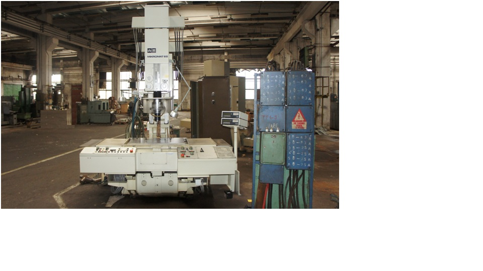 Jig grinder Mikromat 6S  SKOE 630x1000/PS2