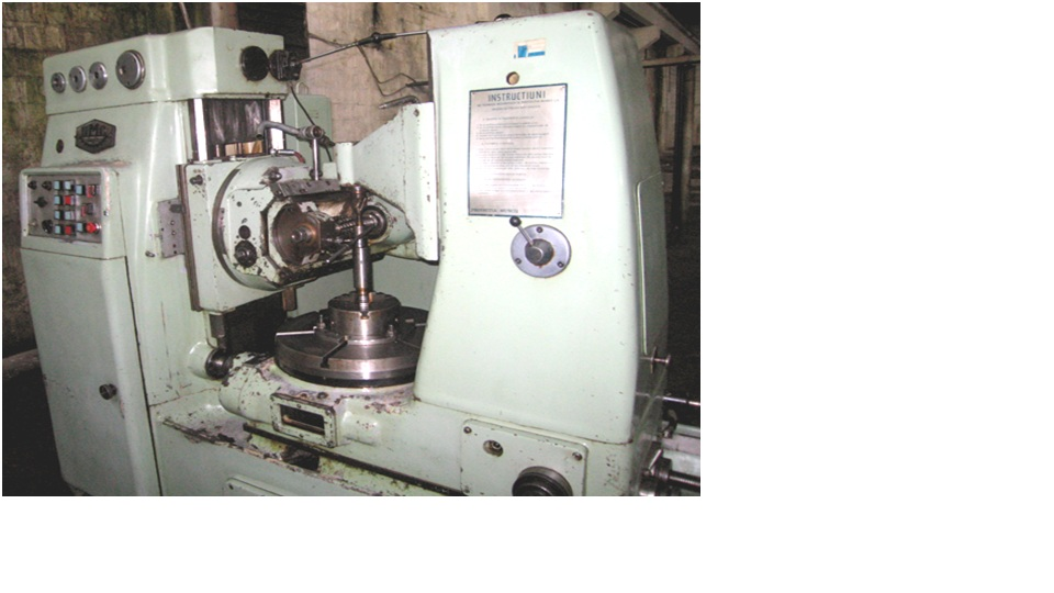 Gear hobbing machine CUGIR FD 500