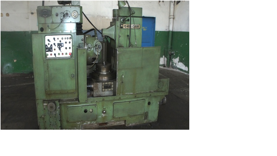 Gear-hobbing machine CUGIR FD 400