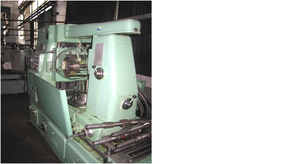 Gear hobbing machine CUGIR FD 320
