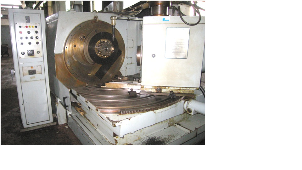 BEVEL GEAR MACHINE 5C270P STANKO