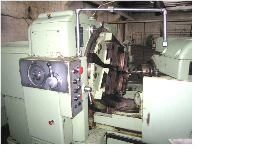 BEVEL GEAR PLANER MACHINE 5A250 SPUR