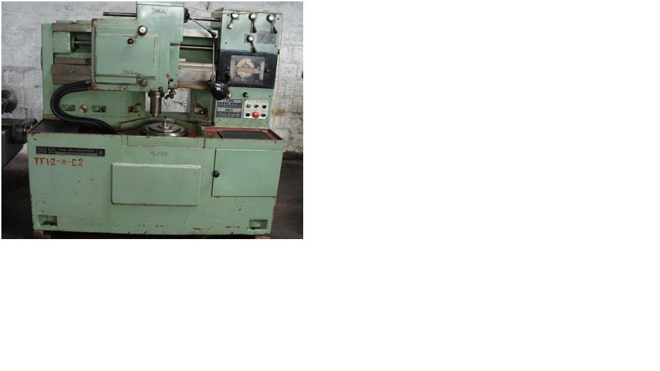 Gear Shaper Machine TOS VARNSDORF OHO 50