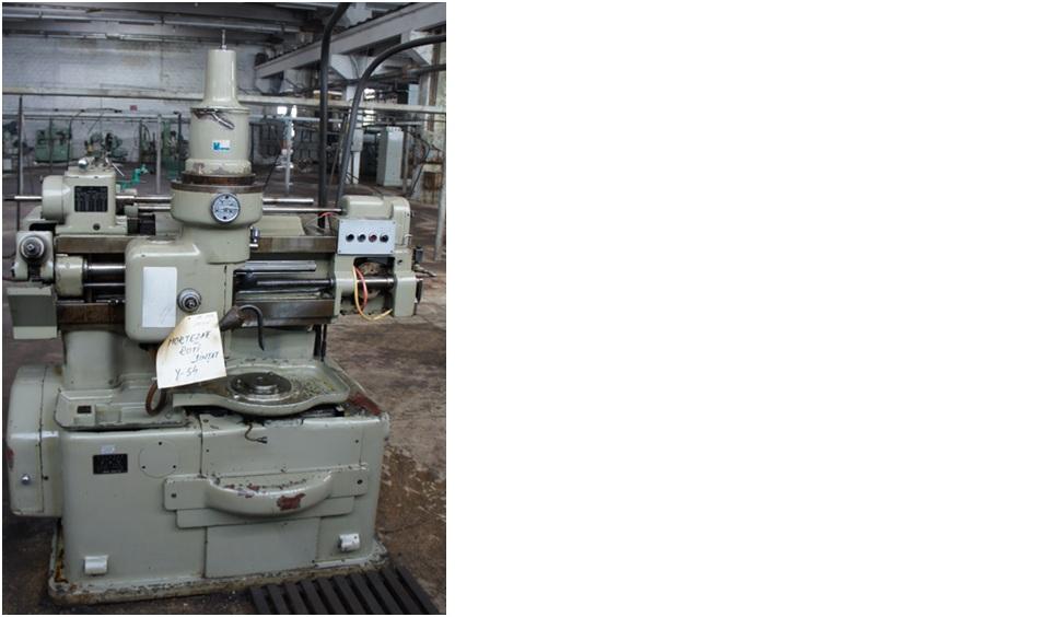 Gear Shaper machine Tianjing First Machine Tool Y 54