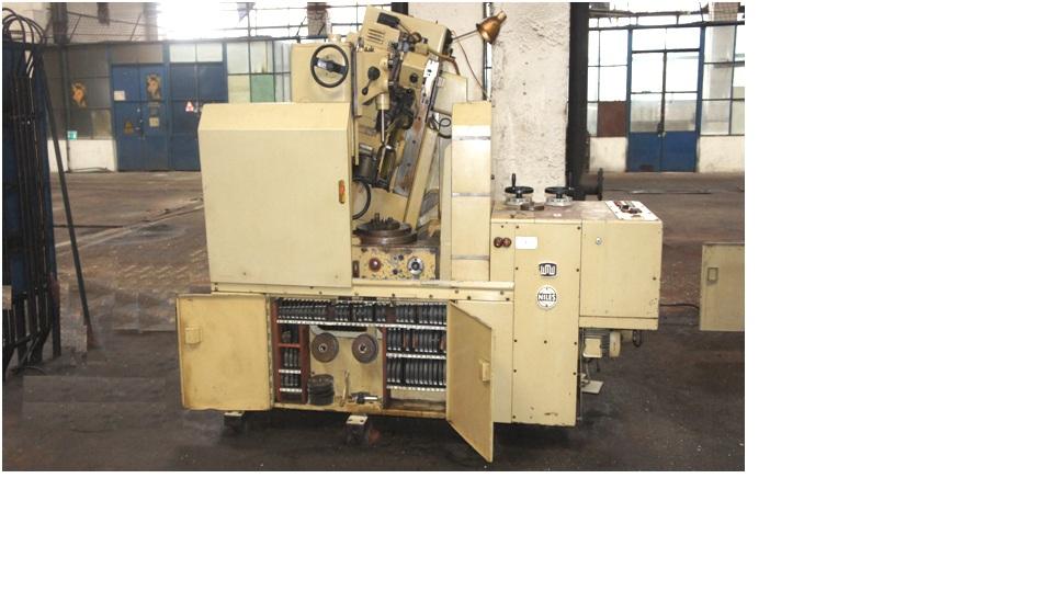 Gear grinding machine WMW NILES ZSTZ 315C1