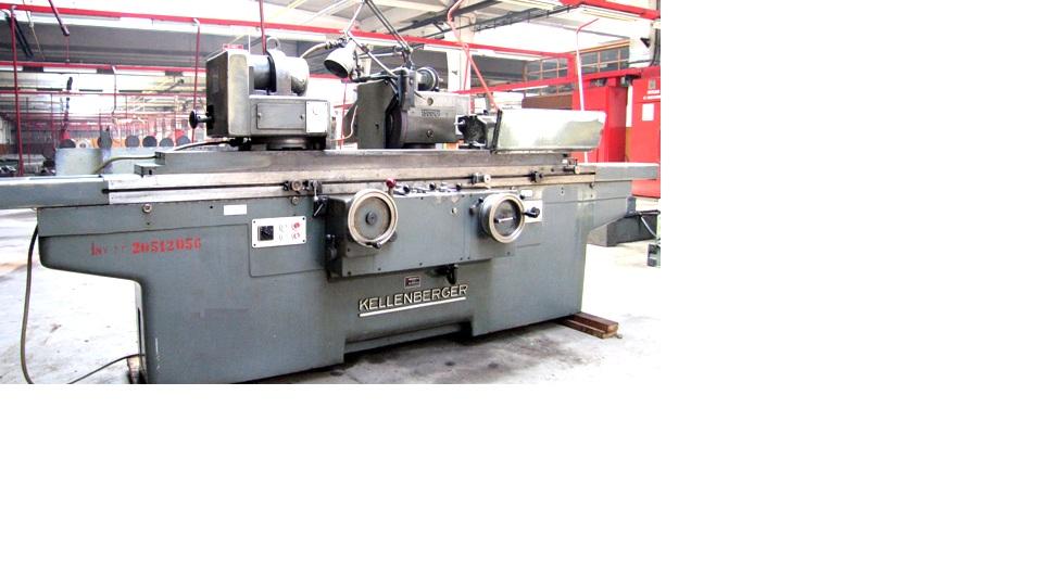Universal Grinding Machine KELLENBERGER 1500 U