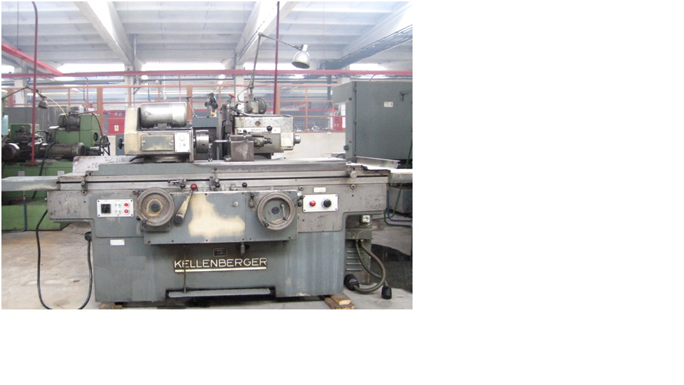 Universal Grinding Machine KELLENBERGER 1000 U