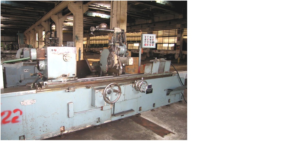 Universal Grinding Machine CONSTRUCTION 5027N