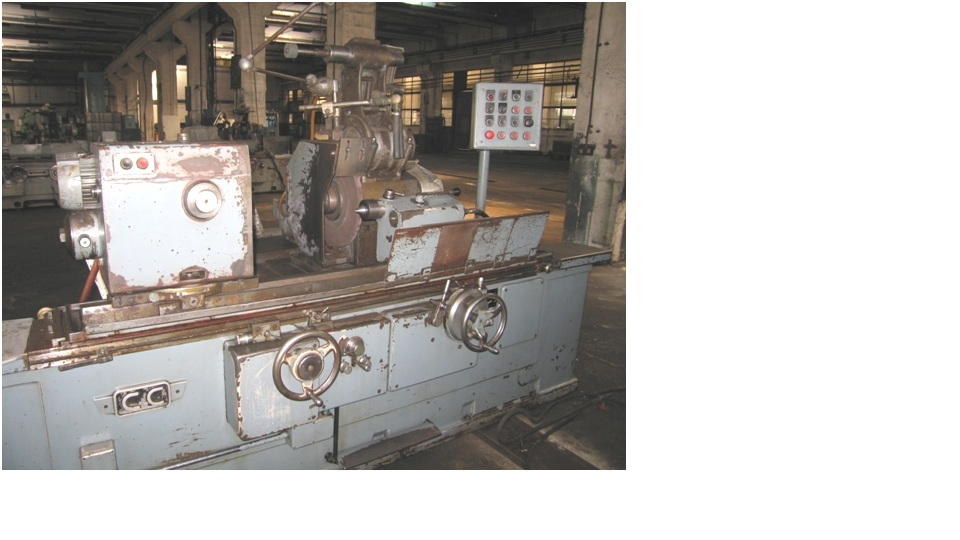 Universal Grinding Machine CONSTRUCTION 5024N