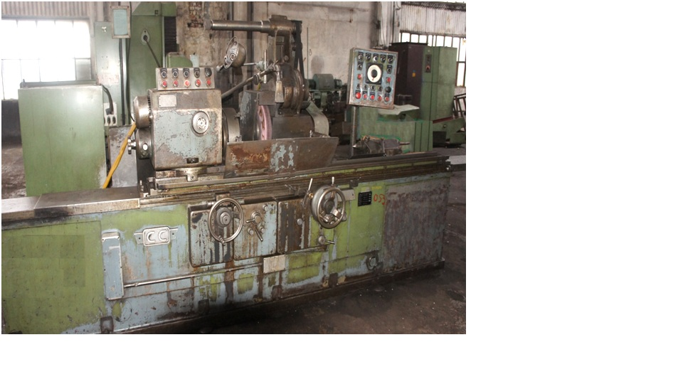 Universal Grinding Machine CONSTRUCTION 5023N