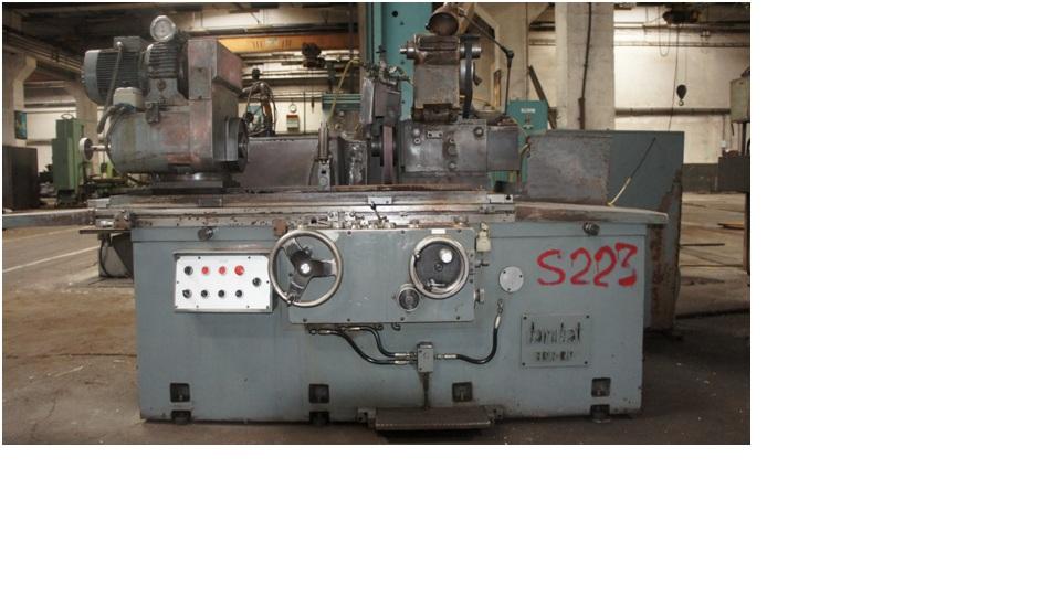 Universal Grinding Machine DANOBAT 800RP