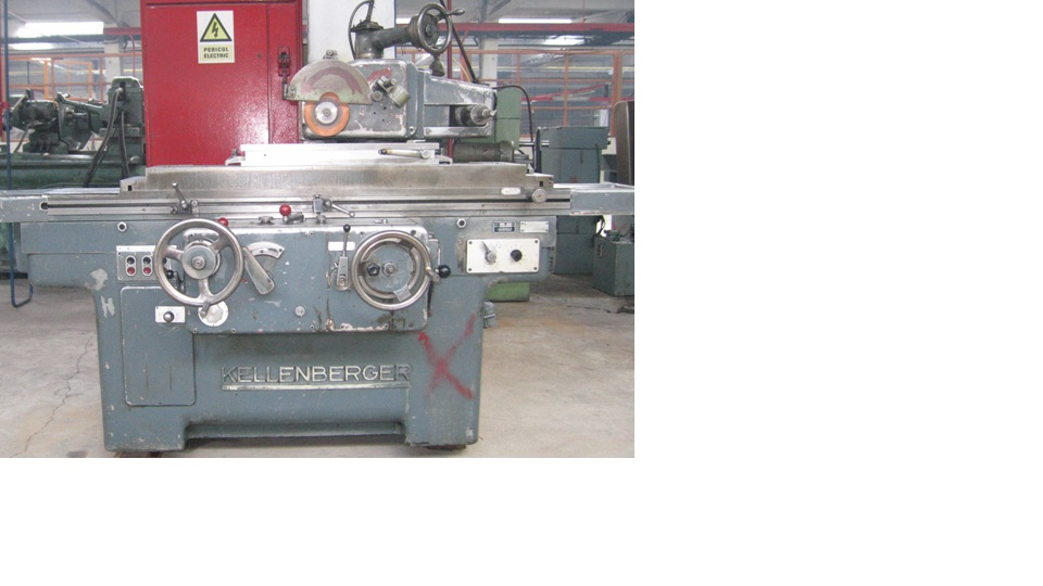 SURFACE GRINDER - KELLENBERGER 50 U