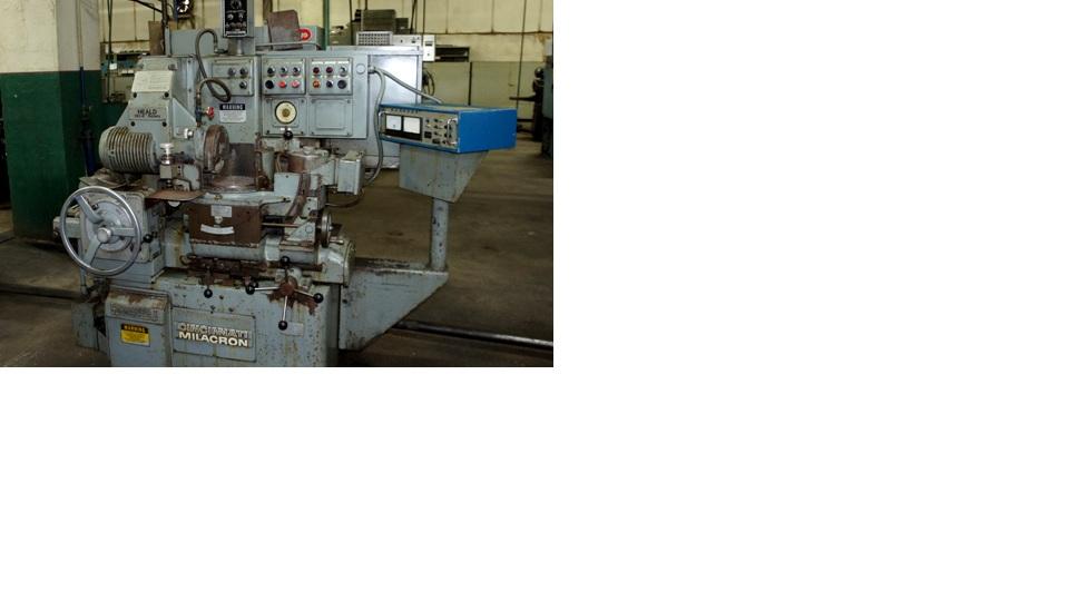 Rotary Grinding Machine, Type: HEALD-161   (GPT-7)