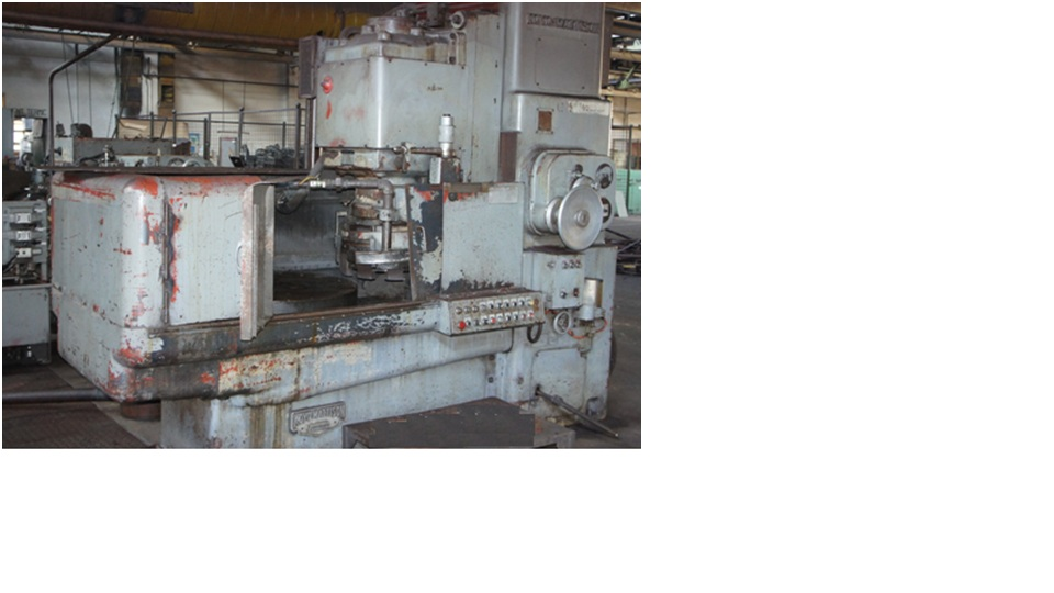 VERTICAL SURFACE GRINDER     Koyo   NR 24 GN-27