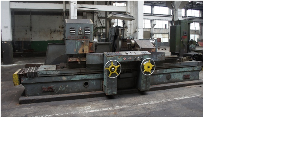 External Grinding Machine  ZOCCA RCL 2000/10D