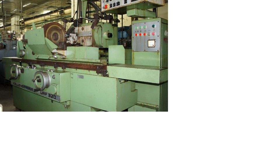 External Grinding Machine  KELLENBERGER   URF 320
