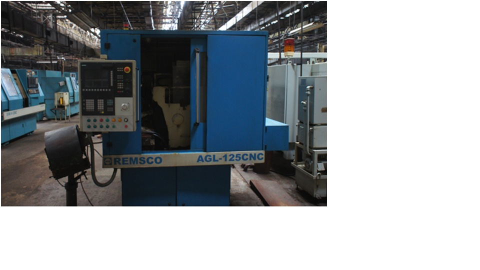 External Grinding Machine  SWA AGL 125/4   CNC