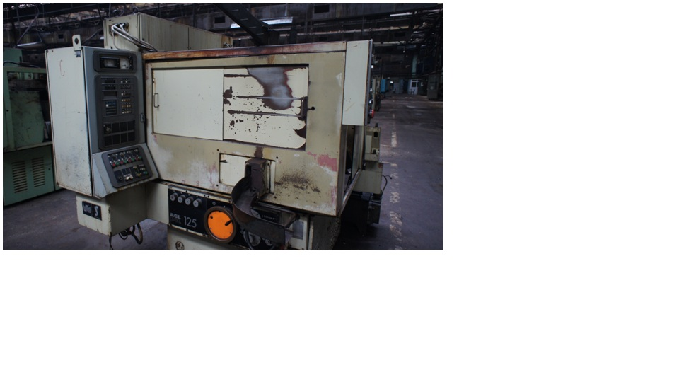 External Grinding Machine  SWA AGL 125/5 PCG 10