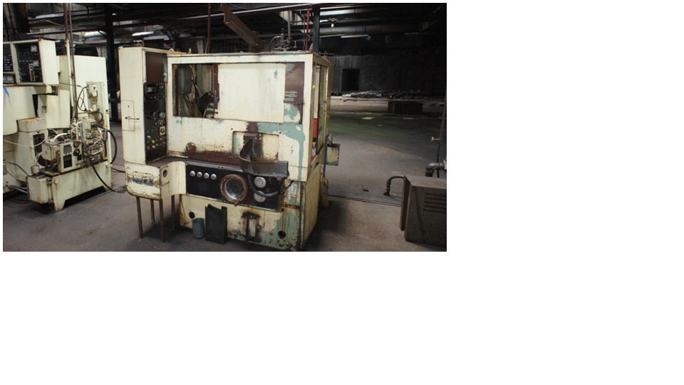 External Grinding Machine  SWA AGL 125/3